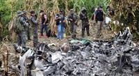 Rơi máy bay bị cướp từ sân bay Mexico