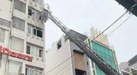 TP.HCM: Cháy khách sạn khiến 2 người thương vong