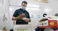 Chuyên gia kiểm dịch làm việc trở lại, trái cây lại băng băng sang Mỹ