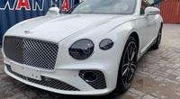 Xe sang Bentley 16 tỷ đồng thứ 2 về Việt Nam với màu sơn độc và thuộc bản 100 năm