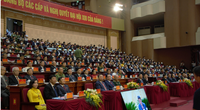 Ông Nguyễn Nhân Chinh - con trai Bí thư Tỉnh uỷ Bắc Ninh trúng cử Ban Chấp hành với số phiếu thấp