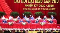 Quảng Ninh sẽ bầu Bí thư Tỉnh ủy vào ngày 26/9