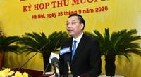 Tân Chủ tịch UBND Hà Nội Chu Ngọc Anh nói gì khi nhậm chức?