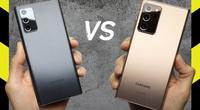 Clip thả rơi Galaxy Note 20 và Note 20 Ultra khiến bạn ngạc nhiên