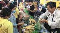 Người Sài Gòn đi hội chợ, nếp nương Điện Biên, miến dong Tây Bắc, chả bò Đà Nẵng cháy hàng