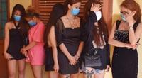 18 nam, nữ thanh niên dương tính ma túy trong quán karaoke ở Quảng Trị