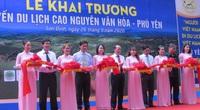 Khai trương tuyến du lịch cao nguyên Vân Hoà - Phú Yên