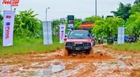 Giải Đua xe Ô tô Địa hình Việt Nam PVOIL CUP 2020 khởi tranh hấp dẫn