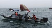Bí kíp thoát thân khi tàu thuyền bị chìm giữa biển