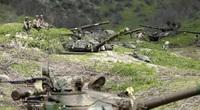 Nóng chiến sự, Armenia thiết quân luật, tổng động viên