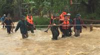 Mưa lớn ở Phú Thọ: 2 người tử vong, 7 người bị thương