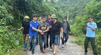 Video: Vây bắt kẻ ném 20 bánh heroin bỏ trốn vào rừng