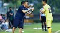 Trợ lý HLV Phạm Văn Quyến trải lòng về chức vô địch của U17 SLNA