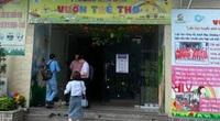 Vụ trẻ 5 tuổi bị ngã gãy tay trong giờ học: Nhà trường nói gì?