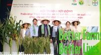 """Bayer hỗ trợ 80.000 nông hộ """"vượt bão"""" Covid-19 và hạn mặn"""