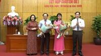 Phê chuẩn 2 Phó Chủ tịch tỉnh tuổi 41 và 44