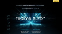 TV thông minh chuẩn SLED 4K đầu tiên trên thế giới có gì đặc biệt?