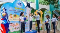 Sân chơi đầu tiên trong dự án 55 tỷ Vì một Việt Nam vươn cao vượt trội