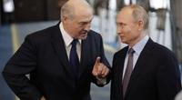 Putin tuyên bố về áp lực chưa từng có từ bên ngoài đối với Belarus