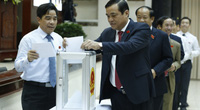 Quảng Nam: Bí thư và các Phó Bí thư tỉnh khóa XXI tiếp tục ứng cử khóa XXII