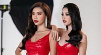 Siêu mẫu Minh Tú và hoa hậu Tiểu Vy đọ nhan sắc khi làm giám khảo Miss Fitness Vietnam