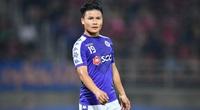 Quang Hải dính chấn thương hay bị HLV Hà Nội FC trừng phạt?