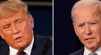 Bầu cử Mỹ: Trump-Biden tranh luận trực tiếp đầy gay cấn