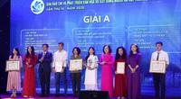 Báo Dân Việt giành giải A Giải báo chí phát triển văn hóa, xây dựng người HN văn minh: Học nông dân làm văn hóa