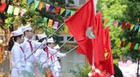 Trên 2.000 giáo viên, học sinh Trường THCS Nguyễn Trường Tộ khai giảng năm học mới