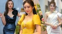 Thảm đỏ VTV Awards 2020: Quỳnh Kool, Phương Oanh, Diễm My 9x... gợi cảm hút mắt