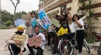 Green Life và Wiibike Việt Nam tổ chức đạp xe trợ lực điện thu gom rác tại Bờ Hồ