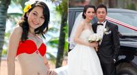 """Bất ngờ vì người phụ nữ """"quyền lực"""" kém 14 tuổi của MC Anh Tuấn: Hiếm hoi mặc đồ quyến rũ hút mắt"""
