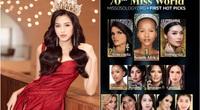 Đỗ Thị Hà bất ngờ được dự đoán lọt Top 10 Miss World 2021