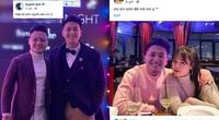 Nam diễn viên đăng ảnh với Quang Hải, Huỳnh Anh đáp trả cực gắt