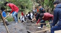 Hà Giang: Nhân dân đóng góp hàng tỷ đồng làm đường nông thôn mới