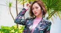 Hoa hậu Hong Kong Phùng Doanh Doanh phản ứng về thông tin cô tham dự tiệc với đại gia