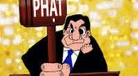 Bình Định: Vi phạm trong lĩnh vực bảo vệ môi trường, một doanh nghiệp bị phạt 210 triệu đồng