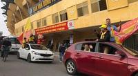 CĐV Nam Định làm nóng Thiên Trường trước trận khai mạc V.League