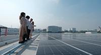 Khánh thành công trình điện mặt trời áp mái đầu tiên tại cảng hàng hóa sân bay Quốc tế Tân Sơn Nhất
