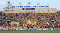 """Sân Thiên Trường """"gánh"""" CLB Nam Định ấn tượng thế nào trong 3 mùa giải?"""