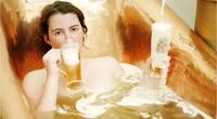 """Tắm bia ở Áo, trải nghiệm đảm bảo khiến bạn """"không say không về"""""""