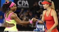 Maria Sharapova và Serena Williams: Bí mật đằng sau trận đấu... sinh tử