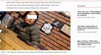 """Bài điều tra """"Xâm nhập đường dây buôn hổ xuyên quốc gia"""" của Dân Việt được dịch đăng báo nước ngoài"""