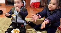 Vụ 2 chị em bị bỏ rơi ngoài trời rét ở Hà Nội: Tìm kiếm bố của 2 cháu