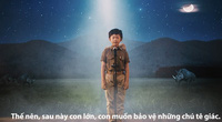 """""""Mai sau con lớn"""" - đoạn phim mang thông điệp chấm dứt nạn săn bắn tê giác làm lay động trái tim người xem"""
