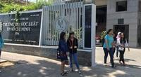 Bị buộc thôi việc, nữ giảng viên khởi kiện Đại học Luật TP.HCM