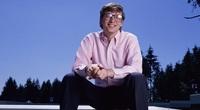 Bí quyết thành công đơn giản của tỷ phú Bill Gates