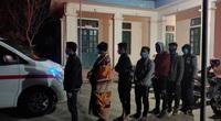 Nghệ An: Lợi dụng đêm tối, 7 thanh niên băng rừng vượt biên nhập cảnh trái phép