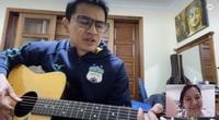 Làm việc ở HAGL, vì sao Kiatisak thường chơi guitar tặng vợ?