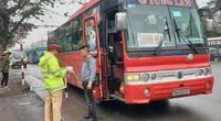 Xe khách chở vượt quá số người quy định: Xử lý nghiêm tránh tai họa
